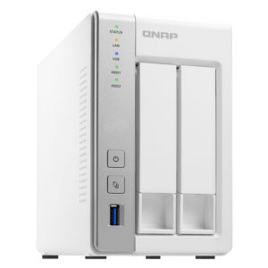 QNAP NAS TS-231P-1G мрежен уред за складирање податоци