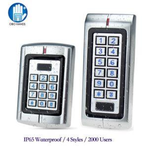 Generic 208B-W Самостоен читач за врата водо-отпорен