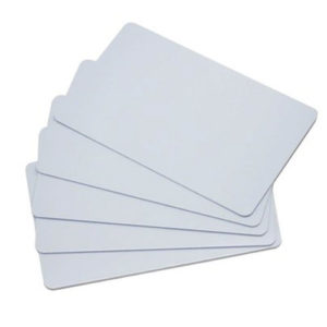 Безконтактна картичка стандард слим
