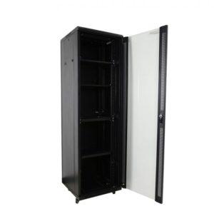 Метален ормар Rack cabinet 42U слободностоечки NA68042 800×1000