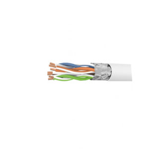 Кабел F/UTP Cable PVC cat.5e BKT 285 wire GREY 24AWG (box 305m)