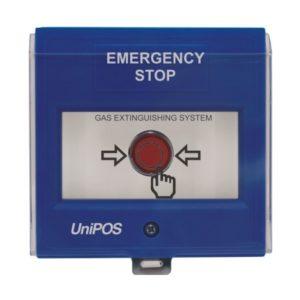 UniPOS FD3050В Копче за итно стопирање