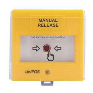 UniPOS FD3050Y Копче за рачно активирање