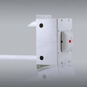 UniPOS  YKB-02  Детектор за чад на канал