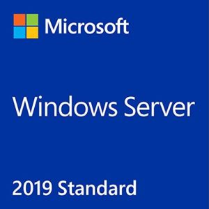 Microsoft Window Server STANDARD 2019 64bit DVD 16CORE