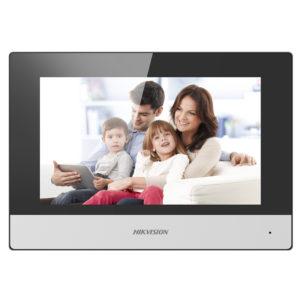 Hikvision DS-KH6320-TE1 Систем за видео интерком (внатрешна станица)