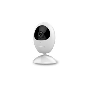 Hikvision DS-2CV2U21FD-IW, 2 MP Indoor Audio Fixed Cube Network Camera Камера