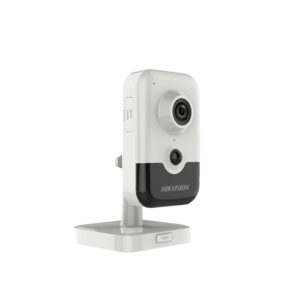 Hikvision DS-2CD2421G0-I(D)W, 2 MP Indoor Audio Fixed PIR Cube Network Camera Камера