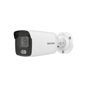 Hikvision DS-2CD2047G1-L, 4 MP ColorVu Fixed Mini Bullet Network Camera Камера