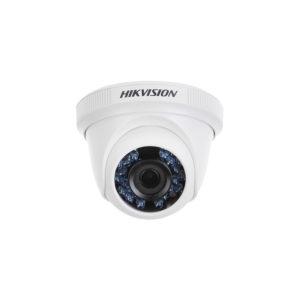 Hikvision DS-2CE56C0T-IRPF 1 MP Fixed Indoor Turret Camera Камера