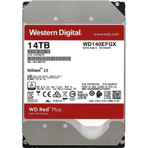 Western Digital WD140EFGX WD Red Plus 14 TB NAS hard drive (2021) 3.5″ Хард Диск