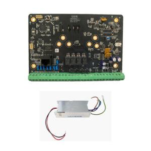 Hikvision DS-PHA20-W2B + DS-PMA-D Алармна централа